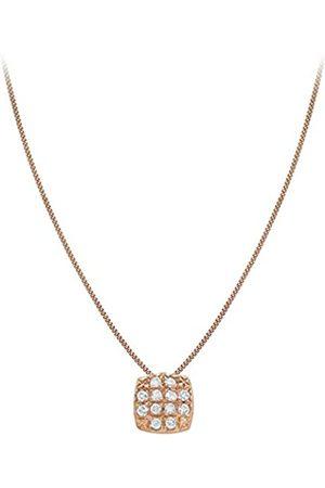 Carissima Gold Damen - Anhänger 9 k (375) Rundschliff Diamant 2.45.9304