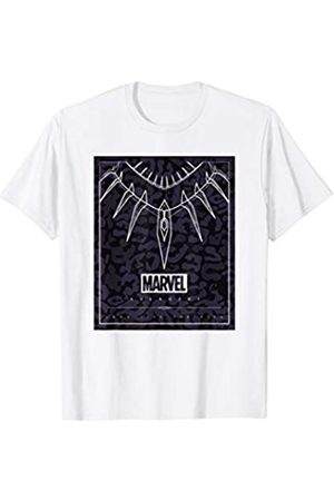 Marvel Black Panther Long Live the King Camo T-Shirt