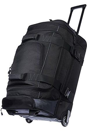 AmazonBasics Duffel Reisetasche mit Rollen, Ripstop, 72 cm