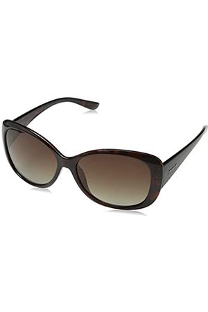 Polaroid P8317 - Sonnenbrille Damen Rechteckig - Leichtes Material - Polarisiert - Schutzkasten inklusiv