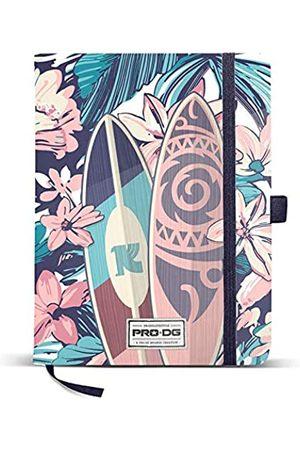 PRO-DG Diary 13x21 cm Samoa Handtaschenhalter