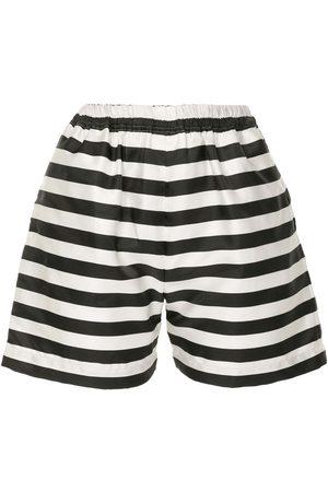 Bambah Gestreifte Shorts