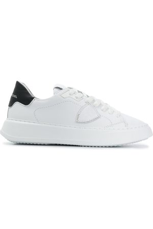 Philippe model Flache Sneakers