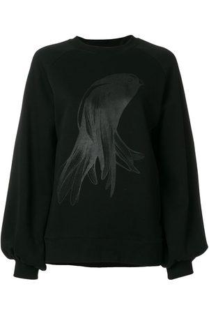 Ioana Ciolacu Oversized-Sweatshirt mit Print
