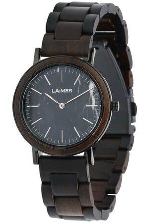 Laimer Armbanduhr Holzuhr