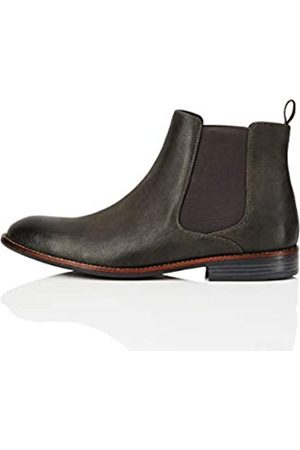 FIND FIND Chelsea Boots, (Grey)
