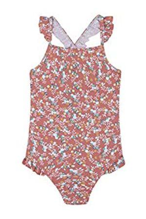 Gocco Mädchen Badeanzug Traje de Baño Flores 95 (Herstellergröße: 4-5)