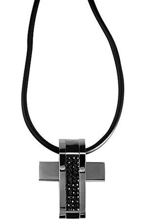 Akzent Damen Halskette Edelstahl 002750000076