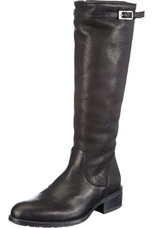 Diavolezza Damen Sally Fashion Stiefel, (Black)