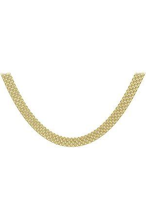 Carissima Gold 9 kt Gelbgold Garibaldi-Kette