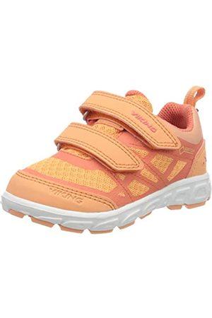 Viking Unisex-Kinder Veme Vel GTX Sneaker, (Coral/Antiquerose 5153)