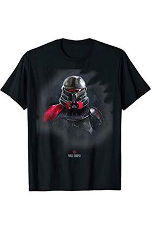 STAR WARS Jedi Fallen Order Purge Trooper Mural T-Shirt