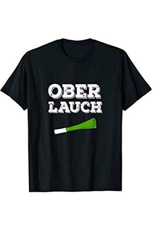 Lustige Diät Lauch Shirts Für Pumper Und Sportler Oberlauch T-Shirt Diät Lustiges Lauch Sprüche T-Shirt