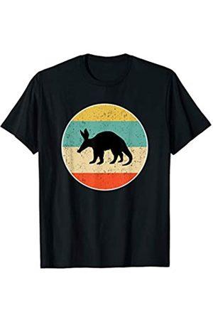 Aardvark Shirts & Gifts Aardvark Retro Geschenk T-Shirt