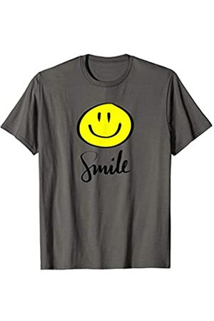 smile smiley be happy dont worry hype t-shirt Smile smiley be happy dont worry hype bestseller tshirt T-Shirt