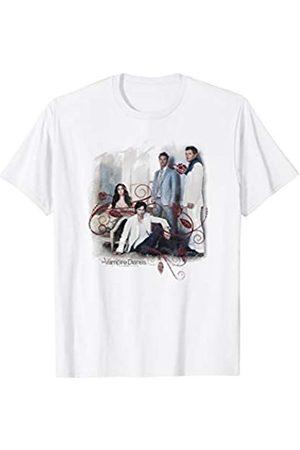 Warner Bros. Vampire Diaries 3+1 T Shirt
