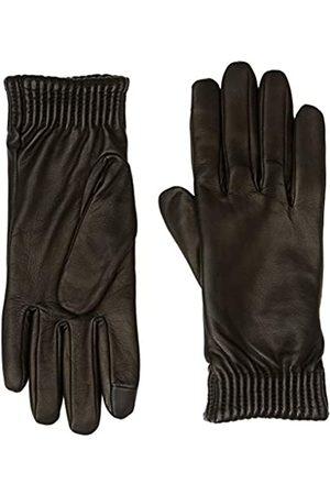 Calvin Klein Damen LEATHER GLOVES Handschuhe