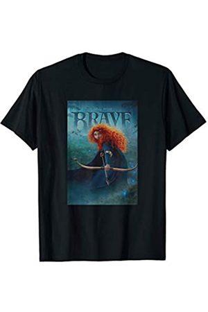Disney And PIXAR Brave Merida Poster T-Shirt