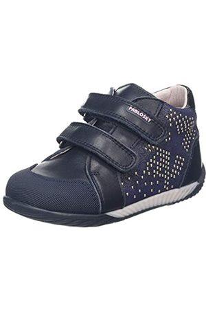 Pablosky Baby Mädchen 61325 Stiefel, (Azul Azul)