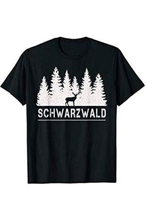 Schwarzwälder Liebe Schwarzwald Geschenk Berge - Naturliebhaber T-Shirt