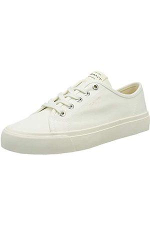 GANT Footwear Damen ZANARA Sneaker, (Off White G20)