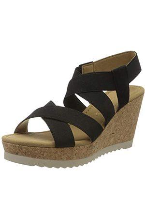 Gabor Shoes Damen Basic' Riemchensandalen, ( 17)