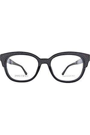 Jimmy Choo JC177 Brillengestelle Jc177-19K-51 Damen Rechteckig Brillengestelle 49