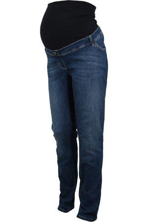 Love2wait Damen Cropped - Jeans 'Sophia Plus