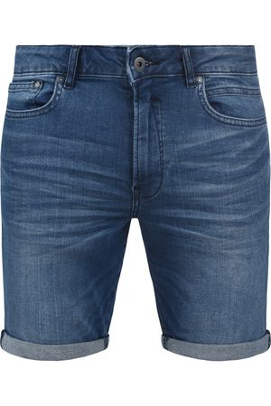 Solid Herren Shorts - Jeansshorts 5-Pocket