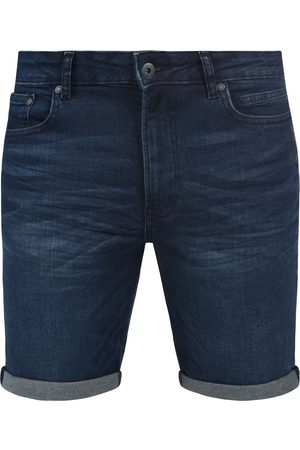Solid Jeansshorts 5-Pocket