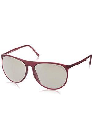 Porsche Design Sonnenbrille P8596 C 58 15 140 Oval Sonnenbrille 58