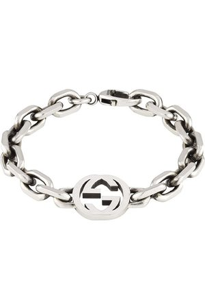 Gucci Sterlingsilber-Armband mit GG