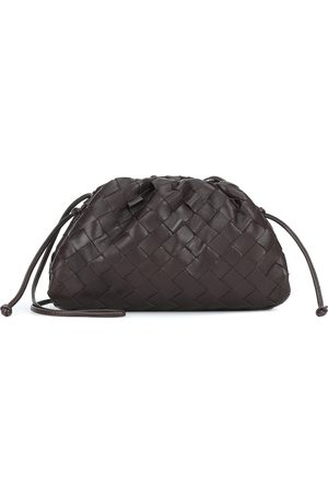Bottega Veneta Clutch The Mini Pouch aus Leder