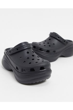 Crocs – Bae – Clogs mit Plateausohle in