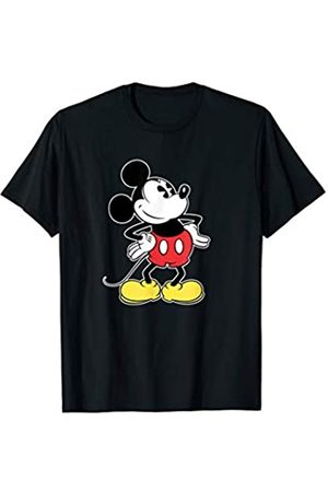 Disney Mickey Mouse Hands on Hips Pose T-Shirt