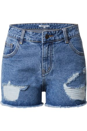 ABOUT YOU Jeansshorts 'Binia