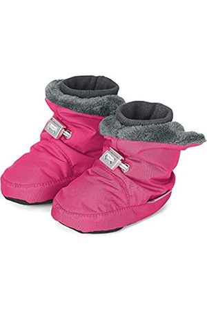 Sterntaler Mädchen Baby Stiefel, Farbe: Magenta, Größe: 17/18, Alter: 6-9 Monate