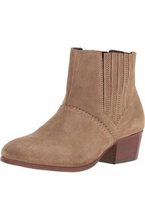 Hudson London Damen Paige Chelsea Boots, (Taupe)