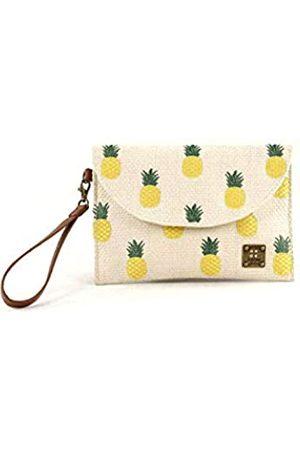For Time Damen Bolso de Mano Pineapple Stofftasche
