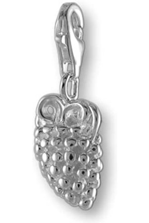 Melina Damen-Charm Anhänger Trauben 925 Sterling Silber 1800461