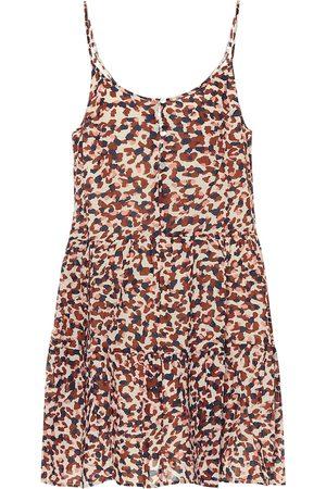 Velvet Minikleid Zahara aus Baumwolle