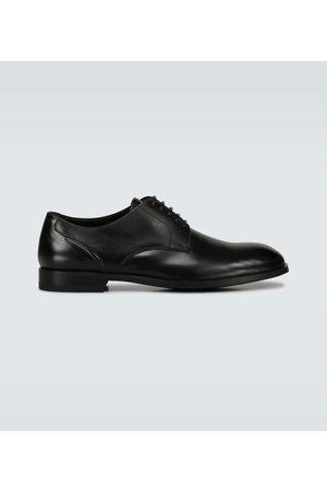Ermenegildo Zegna Oxford-Schuhe aus Leder