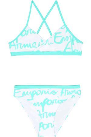 Emporio Armani Bedruckter Bikini