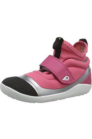 Bobux Mädchen IW Dimension Hi Top Hohe Sneaker, Pink (Fuchsia)