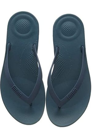 FitFlop Herren Iqushion Ergonomic Zehentrenner, (Dark Teal 739)