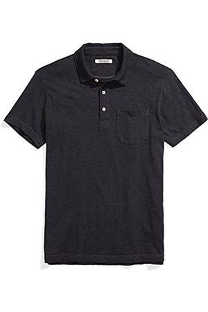 Goodthreads Amazon-Marke: Short-Sleeve Slub Polo Poloshirt