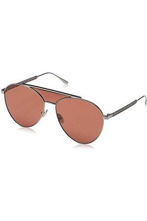 Jimmy Choo AVE/S Sonnenbrille AVE/S-GHP-58 Damen Aviator Sonnenbrille 58