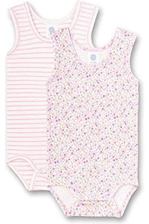 Sanetta Baby-Mädchen Body Doppelpack Spieler