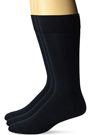 Buttoned Down Amazon-Marke - Herren-Socken aus Pima-Baumwolle, elegant, 3 Paar