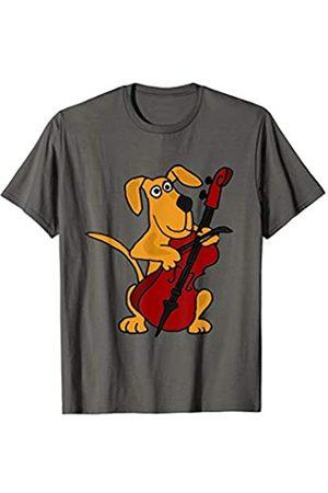 Smiletodaytees Lustiger Brown-Hund